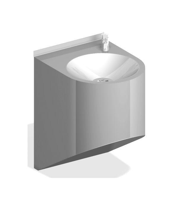 nerezová pitná fontána AFO 04