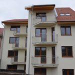 realizace zakázková výroba zábradlí bytový dům