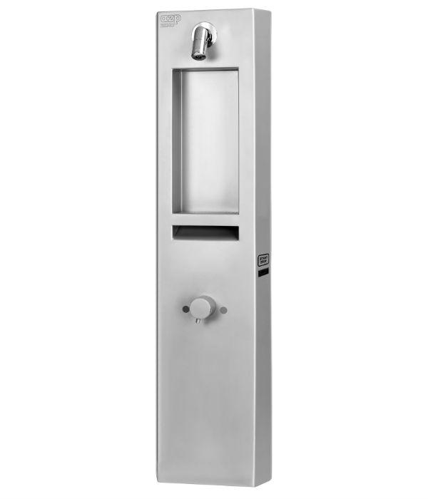 utom.povrchová sprcha na senzor, s termost.ventilem a ramínkem SP3