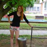 dětská pitná fontánka (pítko) AFO 03D